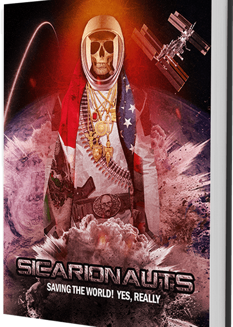 Sicarionauts - Sicarios in Space - best science fiction book