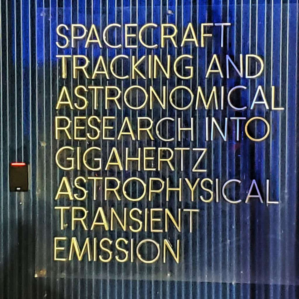 STARGATE - Spacecraft Tracking and Astronomical Research into Gigahertz Astrophysical Transient Emission.