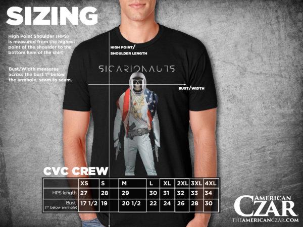 Sicarionauts Astronaut T-Shirt - - best science fiction book